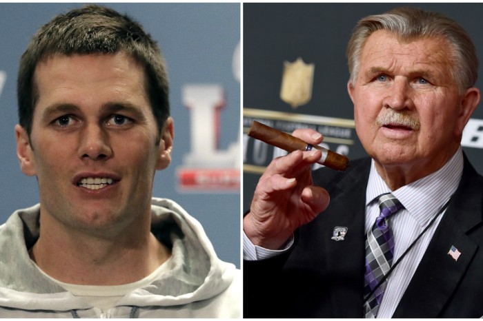 Mike Ditka just unloaded on reporters hounding Tom Brady to dump Trump