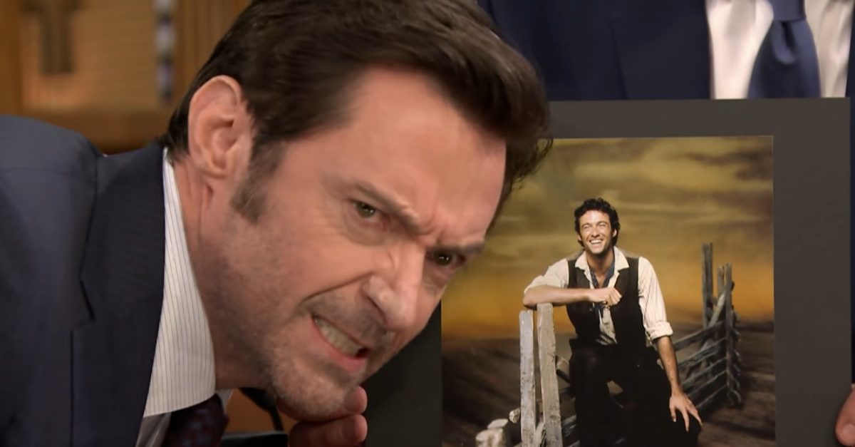 Hugh Jackman says his pal Jerry Seinfeld gave him some great acting advice