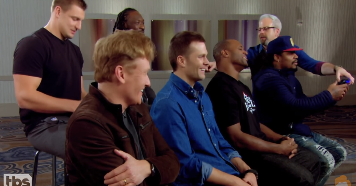 "No Super Bowl is complete without a star-studded round of ""Clueless Gamer"""