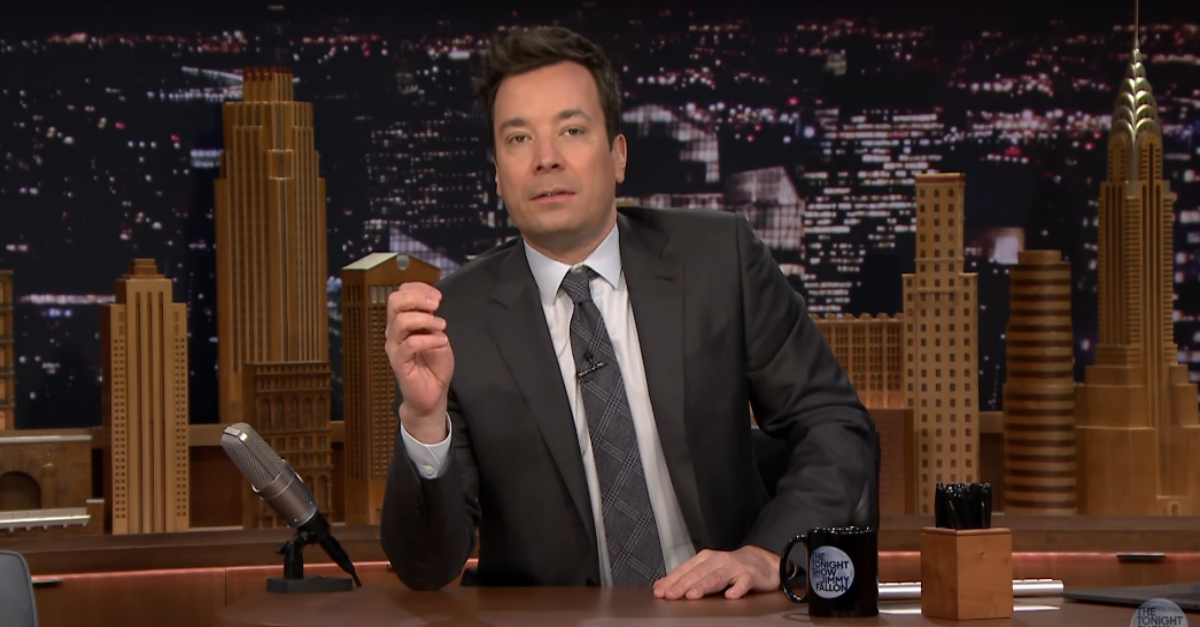 "Jimmy Fallon takes Betsy Devos to task in ""Popular Mathematics"""