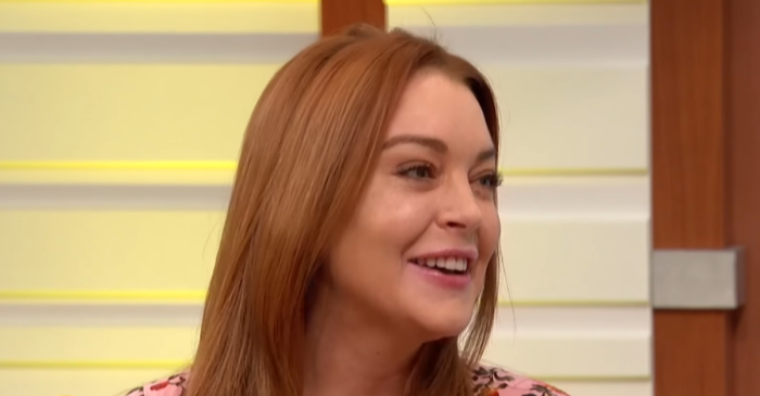 Here's why Lindsay Lohan says she was stopped at the airport leaving Turkey