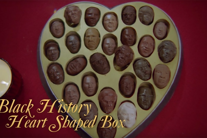 """SNL"" asks, why not celebrate Black History Month and Valentine's Day at the same time?"
