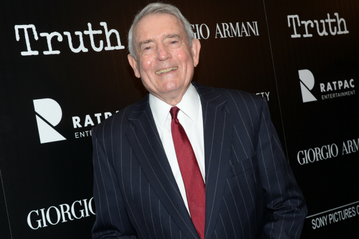 "Dan Rather reacts to White House media ban, calling the move a ""real and present threat to our democracy"""