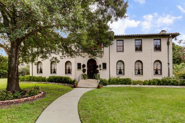 1930s Houston mansion has history dramatic enough for a Lifetime movie