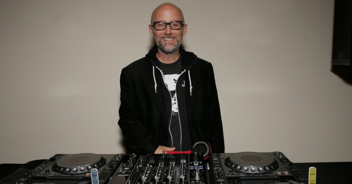 Electronic music artist Moby claims he can prove some pretty serious allegations about Trump's ties to Russia
