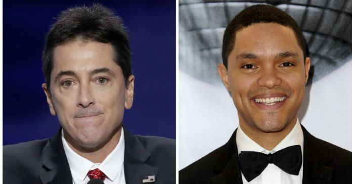 Scott Baio and Trevor Noah are in a Twitter fight with more burns than an oven mitt