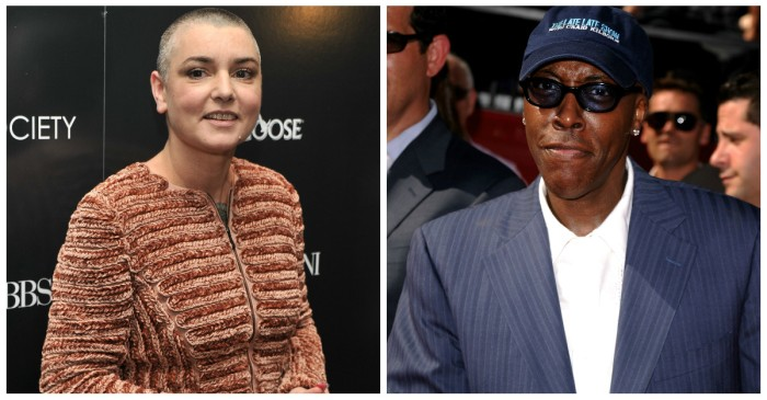 Sinead O'Connor finally apologizes for accusing Arsenio Hall of giving Prince drugs before his death