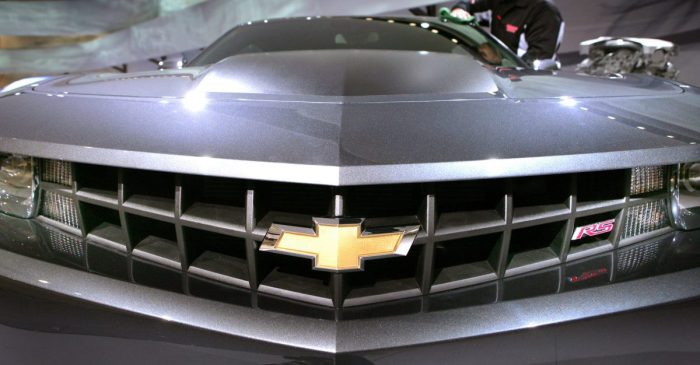 Sweet Jesus, there's an 800-horsepower 2017 Camaro out there