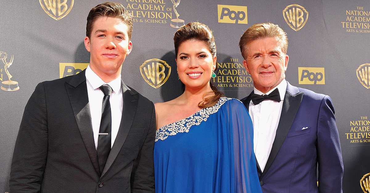 Alan Thicke's widow has come forward with claims about the couple's plans to grow their family prior to his death