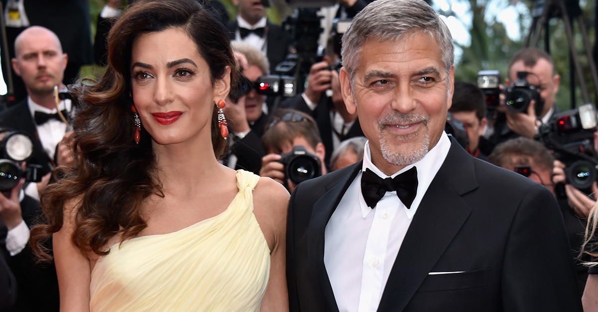 Fans rejoice! George and Amal Clooney are now the proud parents to beautiful twin babies