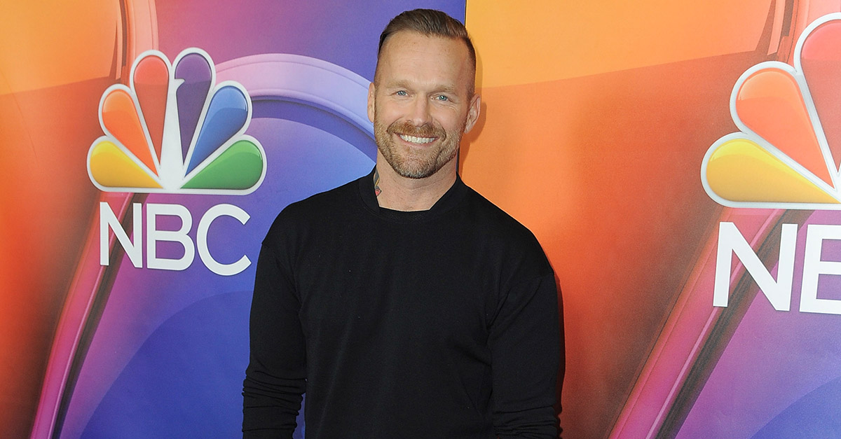 """Biggest Loser"" host Bob Harper reveals the surprising celebrity who reached out after his heart attack"