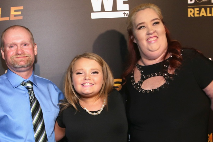 "While most agree Mama June went ""From Not to Hot,"" Sugar Bear's fiancee thinks otherwise"