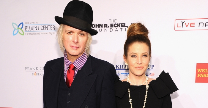 Lisa Marie Presley says her ex-manager squandered her Elvis cash, but her estranged husband isn't so sure
