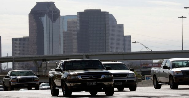 Houston traffic is balling in this week's edition of Draped Up Drivers