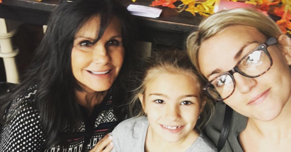 There's been a turn in the road for Jamie Lynn Spears' daughter