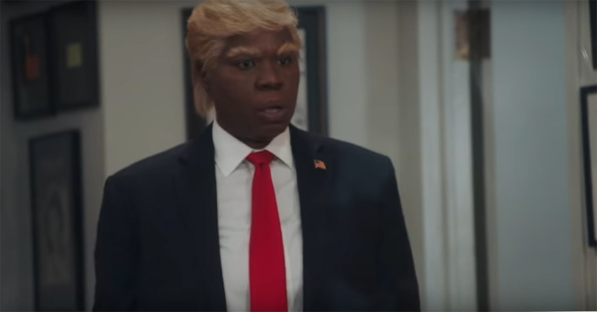 "Move over, Alec Baldwin: Leslie Jones wants a chance to play Trump on ""SNL"""