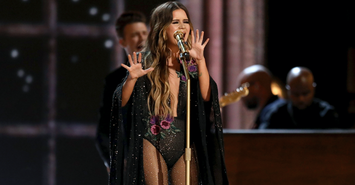 Watch this new Grammy winner deliver her stunning and heartbreaking ballad