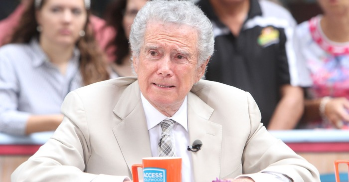 5 charismatic facts about television icon Regis Philbin
