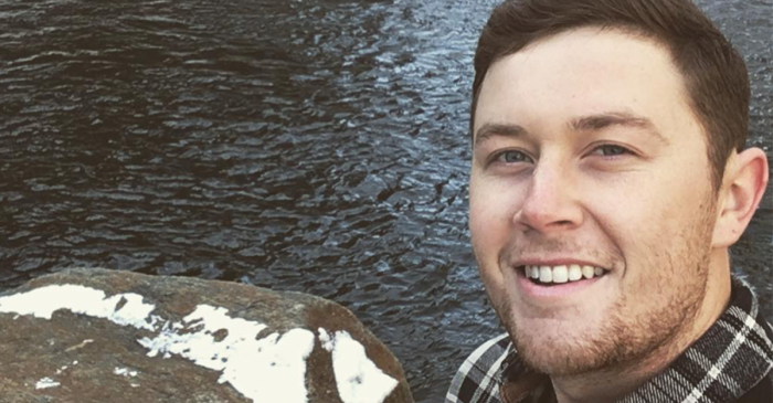 Scotty McCreery hopes his fans are ready for the new music he's about to lay on them