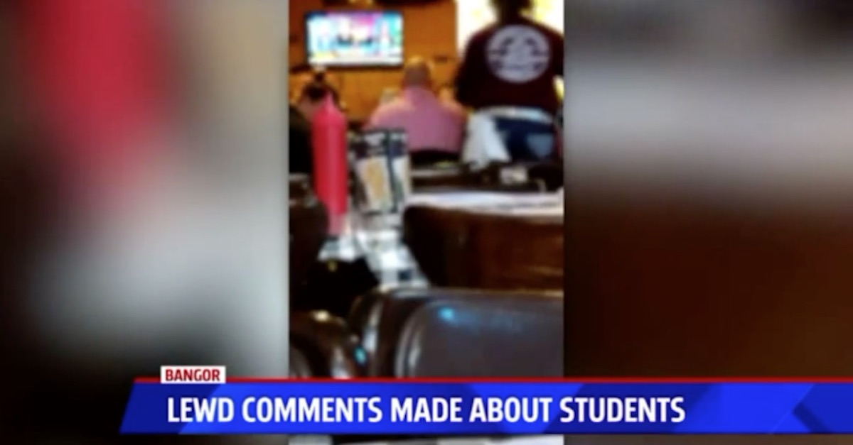 "Teachers caught on camera at the bar playing ""f**k, kill, marry"" about students embarrass a school district"