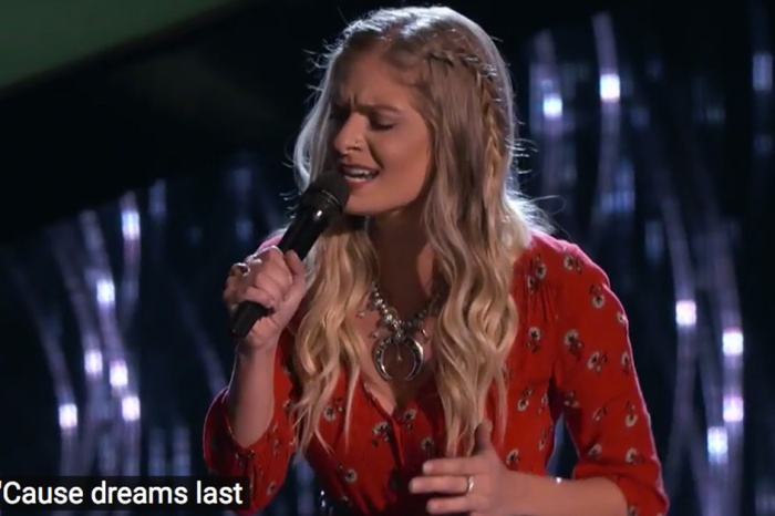 "This country cutie's amazing blind audition had the coaches fighting over her on ""The Voice"""