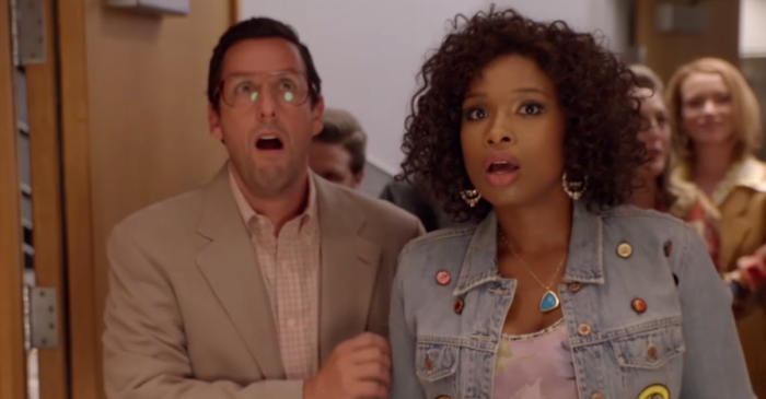 Adam Sandler is joined by some famous friends in the trailer for his latest Netflix romp