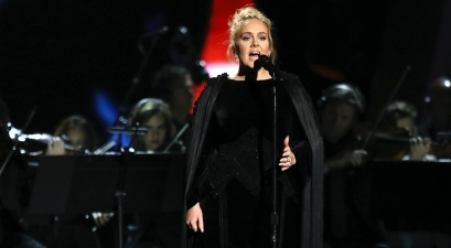 Adele opens up about what went wrong with her George Michael tribute at the Grammys