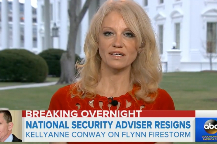 Kellyanne Conway went on ABC to continue trying to defend General Michael Flynn