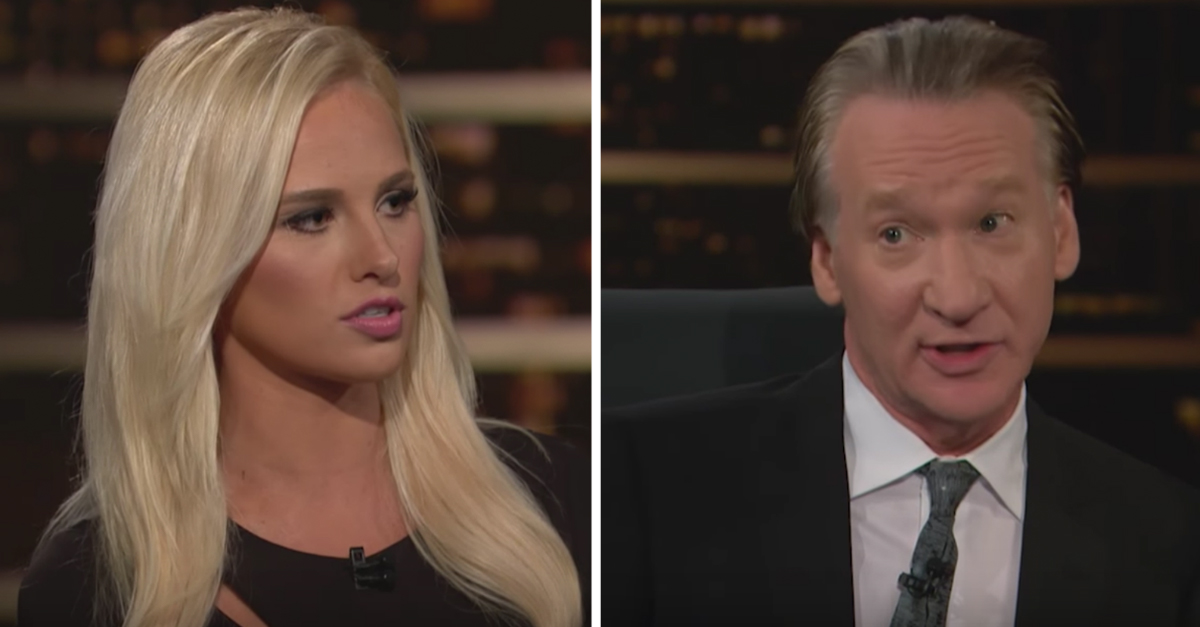 "Things got testy on ""Real Time with Bill Maher"" when the panel debated Benghazi, Trump and Clinton"