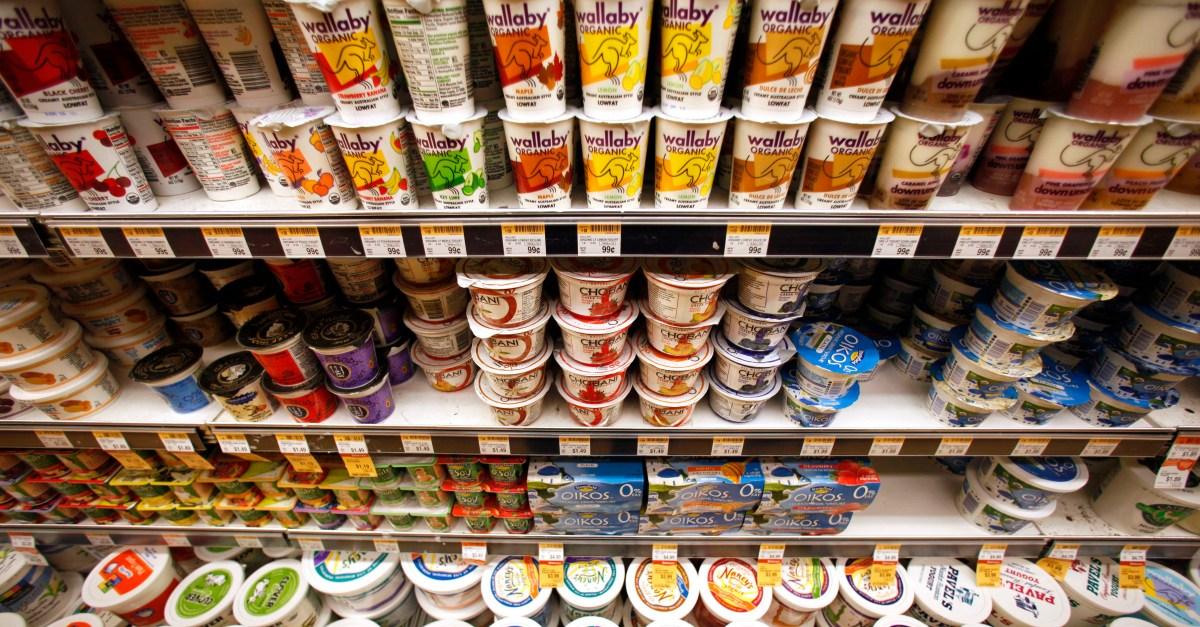 This insanely simple hack turns plain ol' yogurt into Greek yogurt