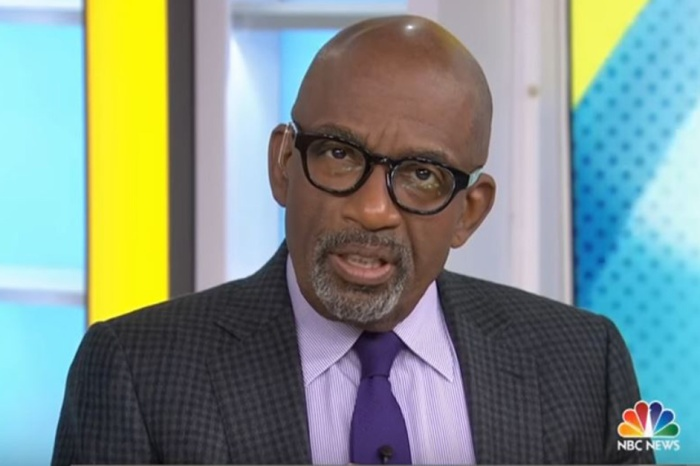 """Al Roker takes a moment to bid farewell to his friend and colleague Tamron Hall on """"TODAY"""""""
