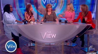"As Many Had Called for Jeff Sessions to Resign, One Woman on ""The View"" Had a Different Perspective"