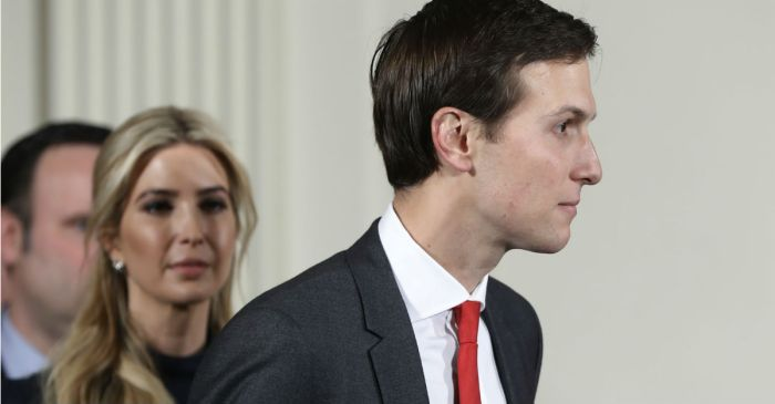 "A bank account linked to Jared Kushner was reportedly flagged for ""suspicious"" activity"