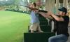 Driving Range Shotgun Prank