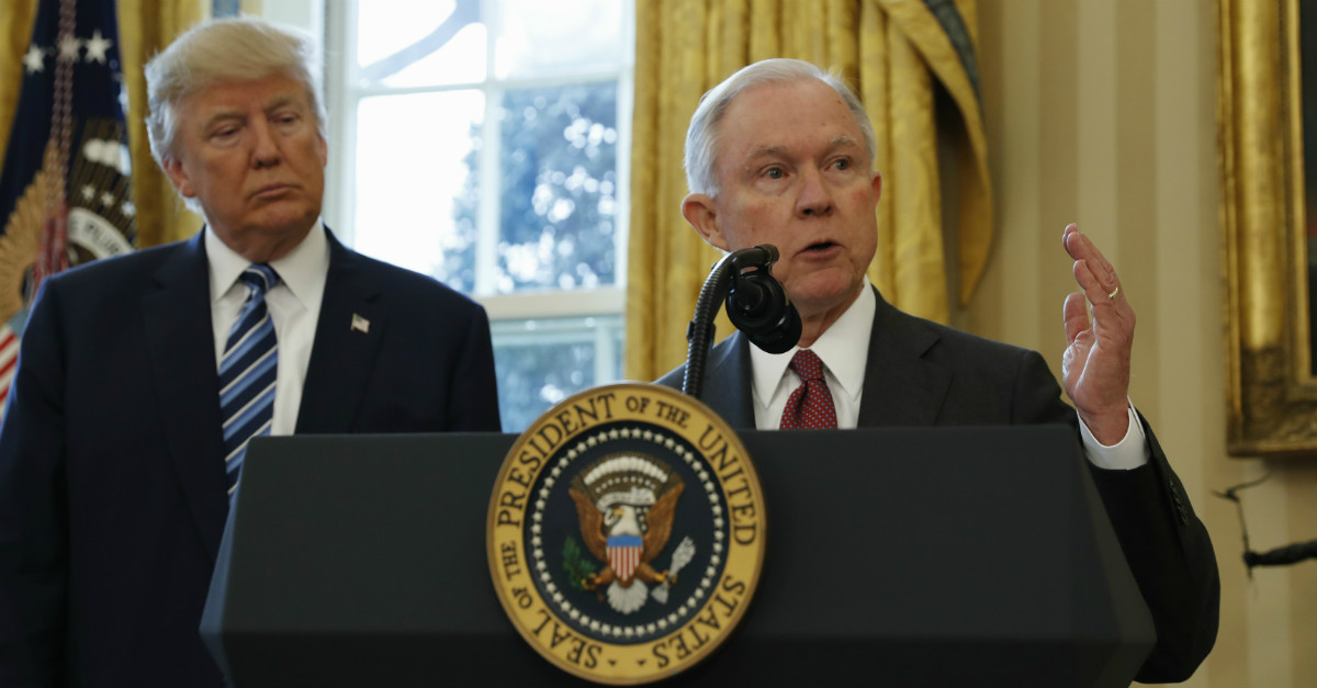 There are a lot of reasons to be upset about Jeff Sessions, but this Russia thing may not be one of them
