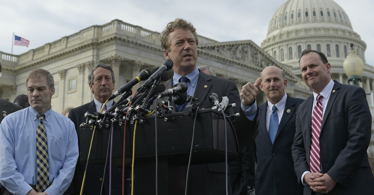 The Obamacare debate reveals which Republicans are principled and who is just playing politics