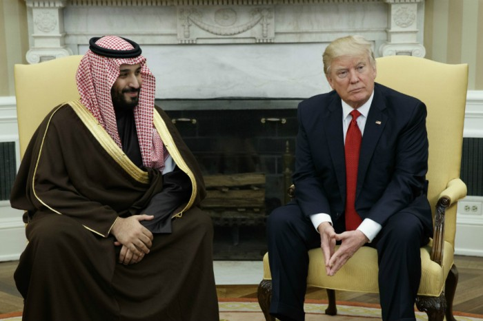 Saudi Arabia gushes over Donald Trump for all the wrong reasons
