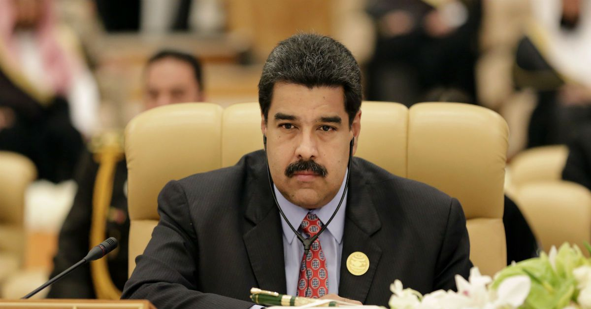Venezuela's socialist government seals its fate and makes violent revolution inevitable