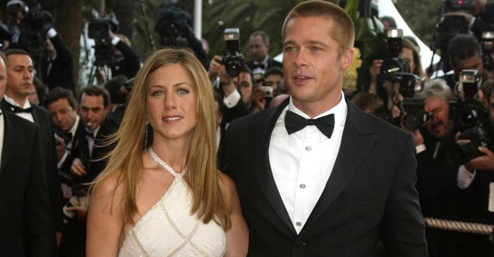 Amid his public divorce from Angelina Jolie, rumors are swirling that Brad Pitt has been texting his ex