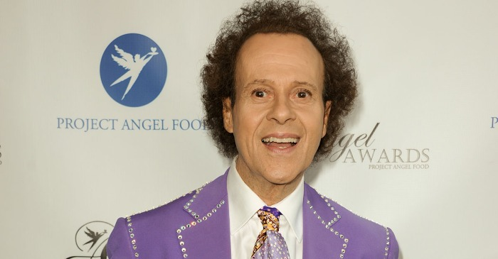Richard Simmons' lawsuit against the National Enquirer just hit an unexpected snag