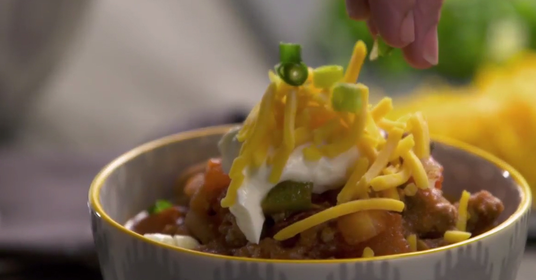 A boozy secret ingredient is all that stands between you and the most irresistible chili ever