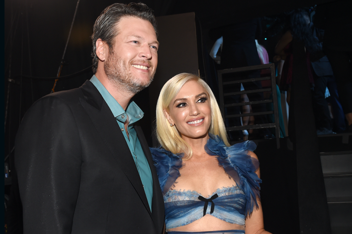 Blake Shelton wines and dines Gwen Stefani over Mother's Day weekend