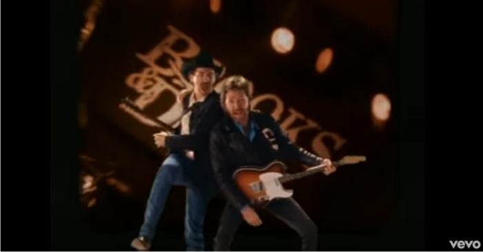Brooks & Dunn became line dance legends with this 1992 chart-topper