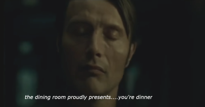 """""""Beauty and the Beast"""" gets a dose of """"Hannibal,"""" and we don't want to be his guest"""