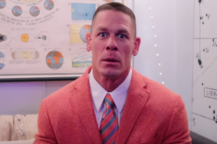 John Cena doesn't disappoint when answering the internet's most-asked questions about him
