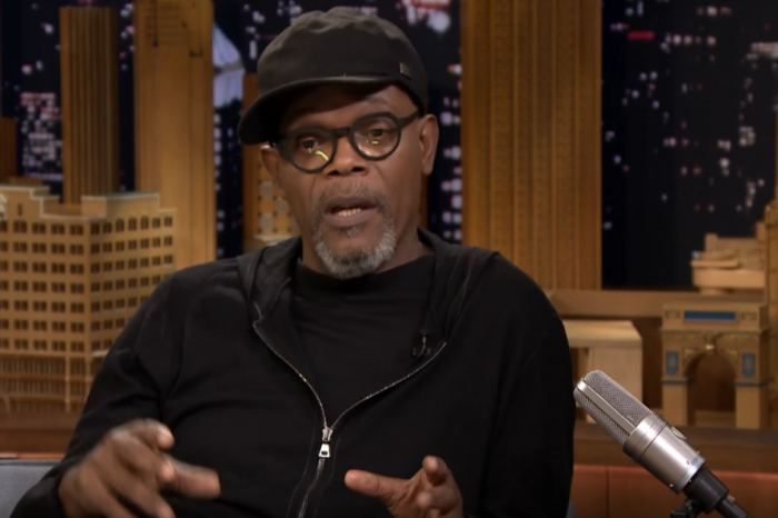 Samuel L. Jackson blames Jimmy Fallon for his obscenity-ridden tweets