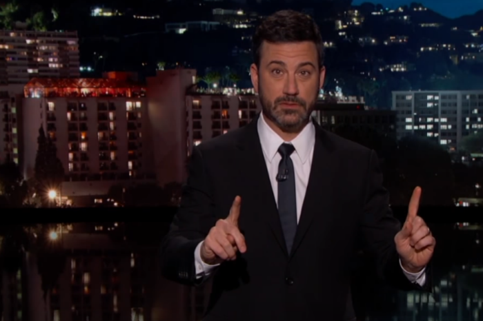 Jimmy Kimmel solves the great pineapple on pizza debate of our time