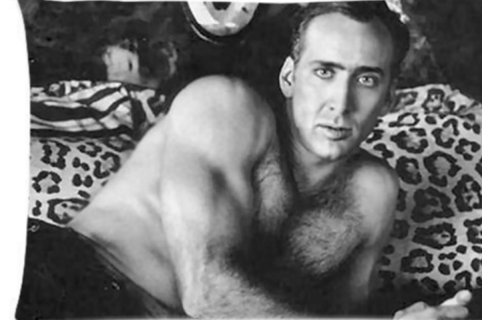 This Nicolas Cage pillowcase is both creepy and absurd, but the Amazon reviews have us doubled over with laughter