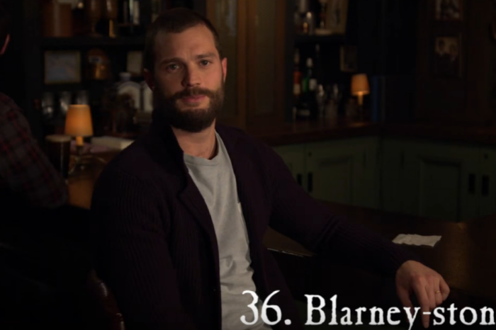 Jamie Dornan offers up 41 Irish phrases that all mean the same thing — drunk