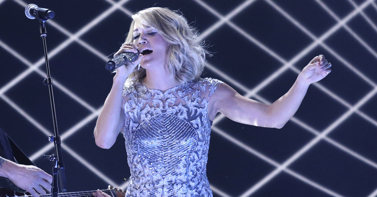 Carrie Underwood comes clean about her hidden obsession